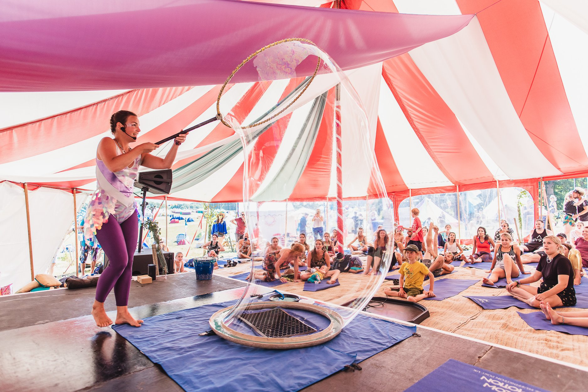 Bestival news: An absolutely wicked day full of sunshine, music, fun times and friendship!