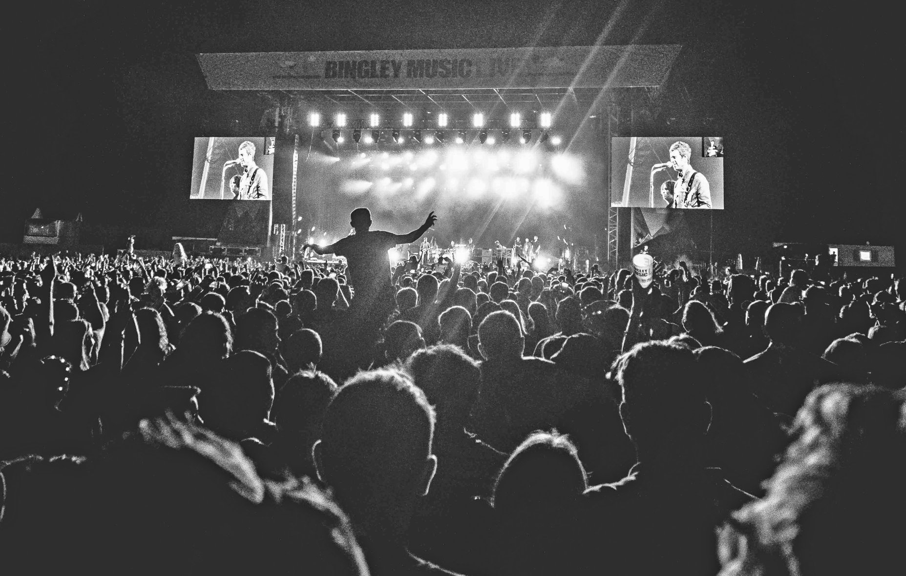 Bingley Music Live news: A big thank you to Mr. Noel Gallagher and his High Flying Birds for providing an…