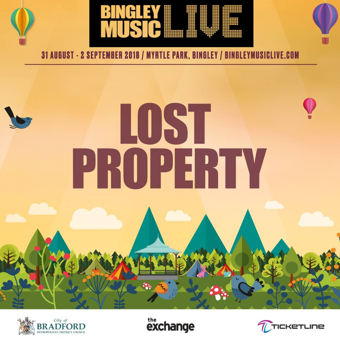 Bingley Music Live news: We've collected a few things that some of you might be missing. Drop us an inbox…