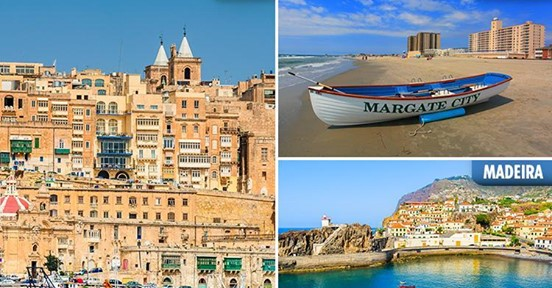 By the Sea news: From Malta to Margate – where your gran would have holidayed is now cool