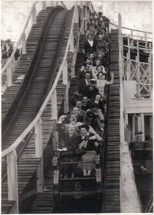 By the Sea news: Step back in time at The Dreamland Trust Exhibition with photographs on display …