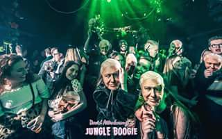 Cheltenham Festivals news :  David Attenborough's Jungle Boogie 🙌🌴