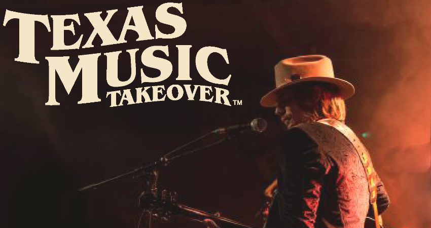 Texas Music Takeover