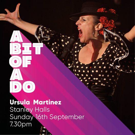 Drunken Chorus news: Come and see cabaret legend and Olivier Award-winner, Ursula Martinez at Sunday'…