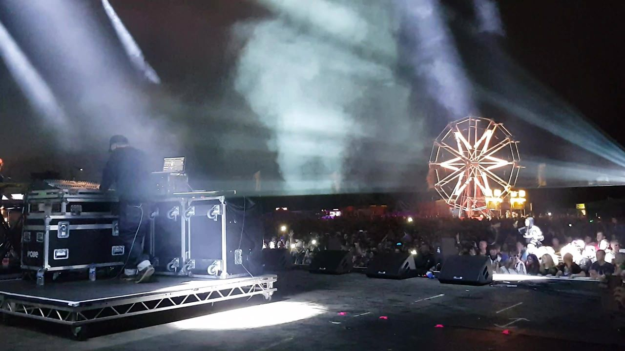 Electric Fields news : Leftfield close our mainstage after an epic three days of Electric Fields Festiv…