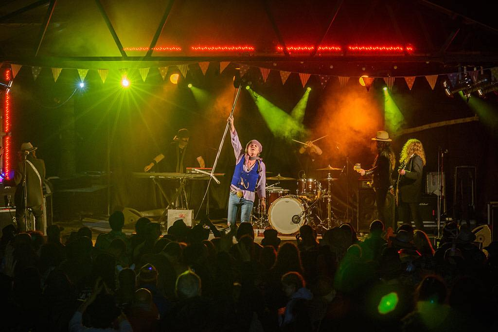 Farmer Phil's festival news: #TBT This week we're taking you back to last year when The Quireboys nearly blew…