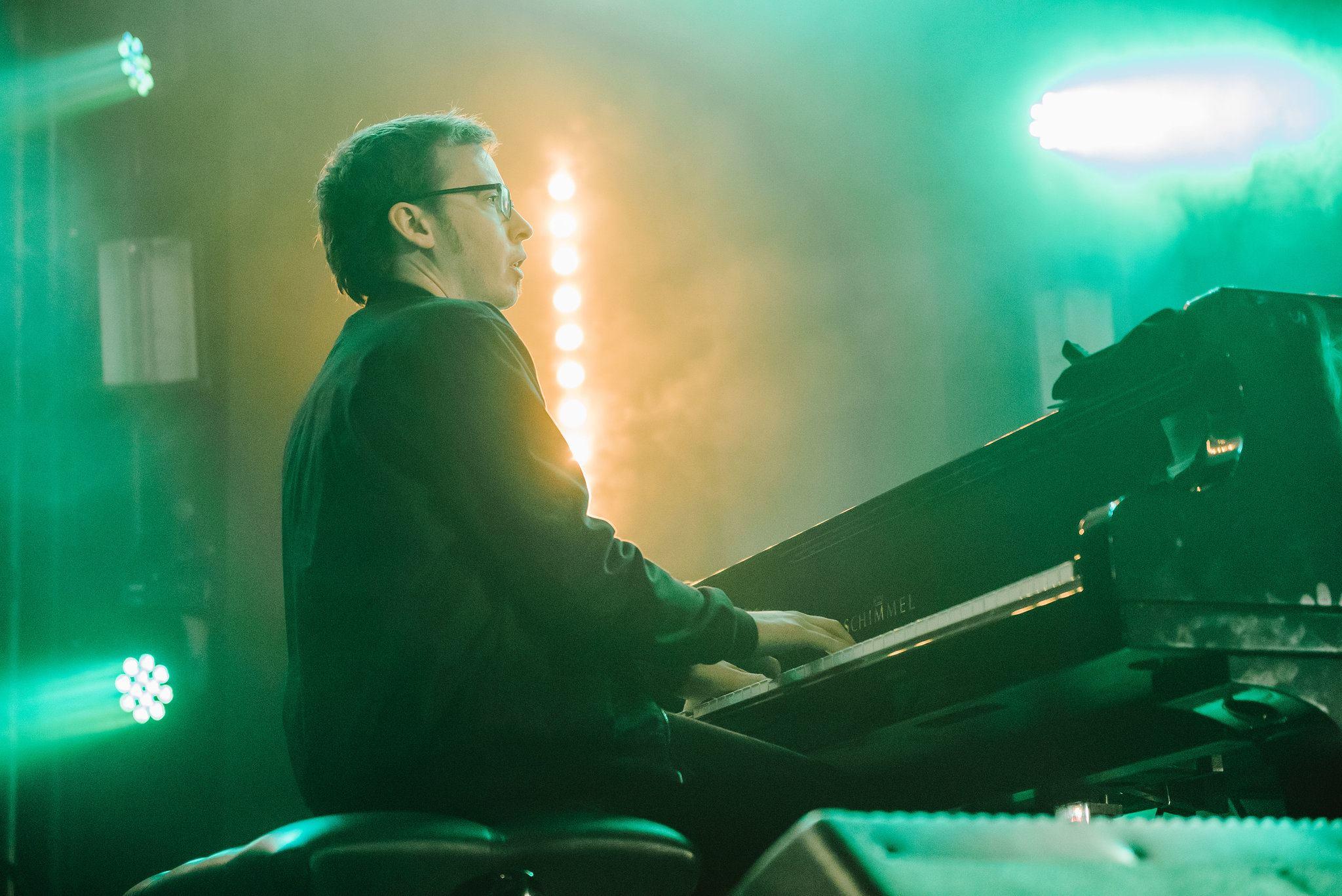 Festival No 6 festival news : The mighty leftfield piano trio GoGo Penguin at Festival No.6 2018.