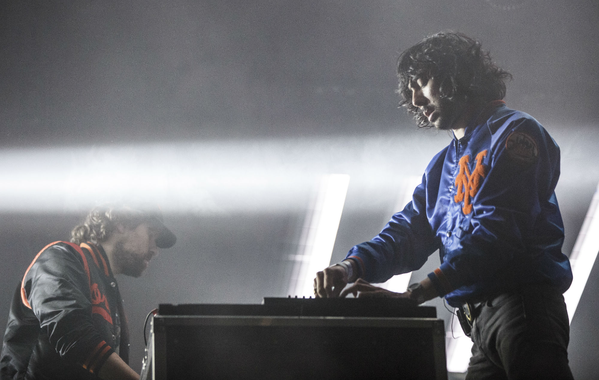 NME Festival blog: Justice talk challenge of recording a live album and hint at new music plans