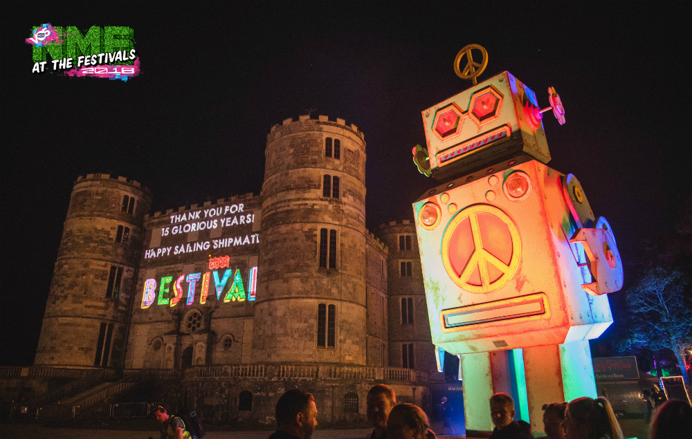 NME Festival blog: Bestival's future uncertain as event faces administration