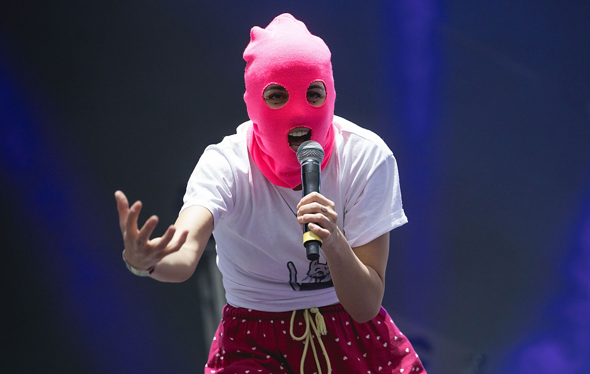 NME Festival blog: Pussy Riot are in defiant mood at Chicago's Riot Fest after member's suspected poisoning