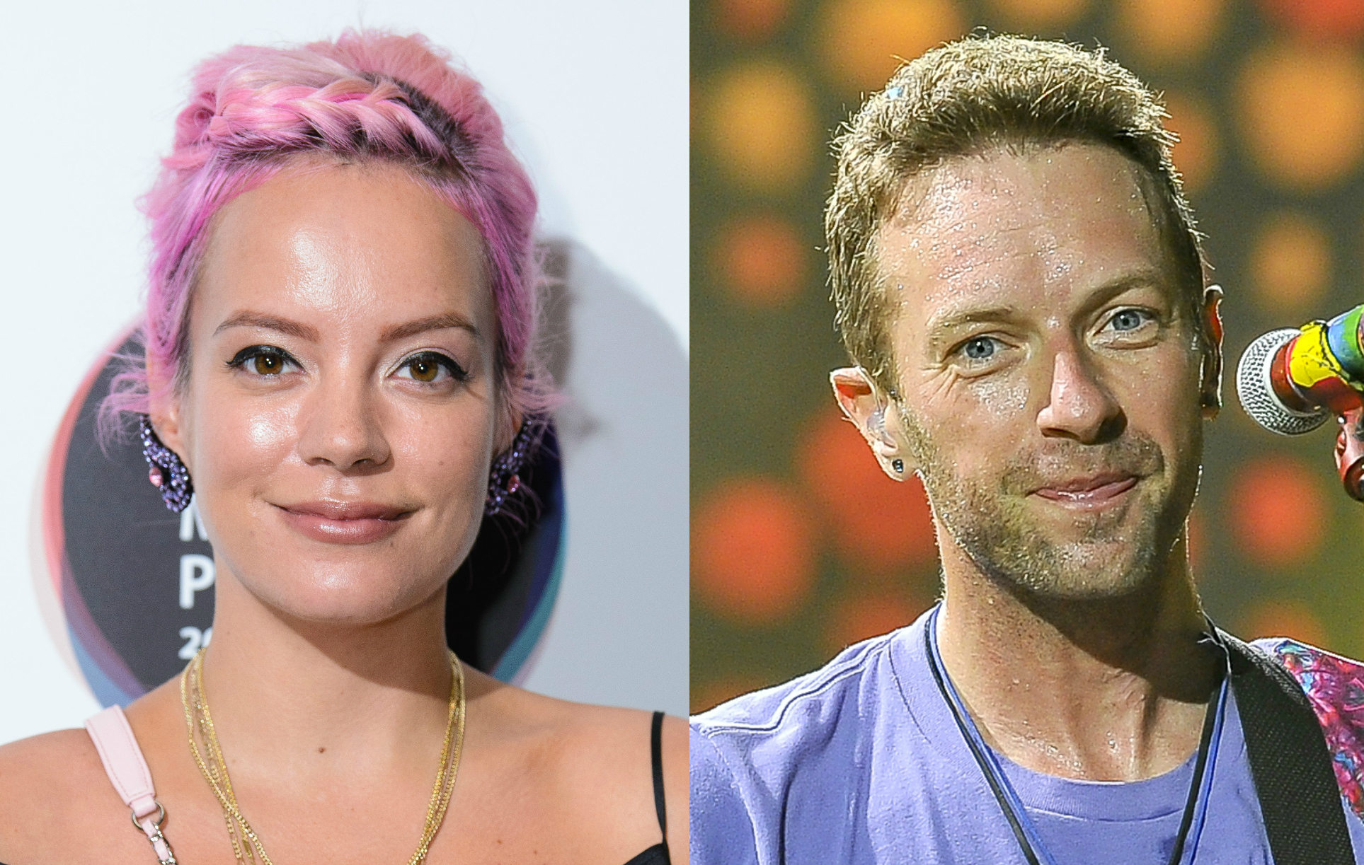 NME Festival blog: Lily Allen reveals that Coldplay's Chris Martin staged an intervention over her drug addiction