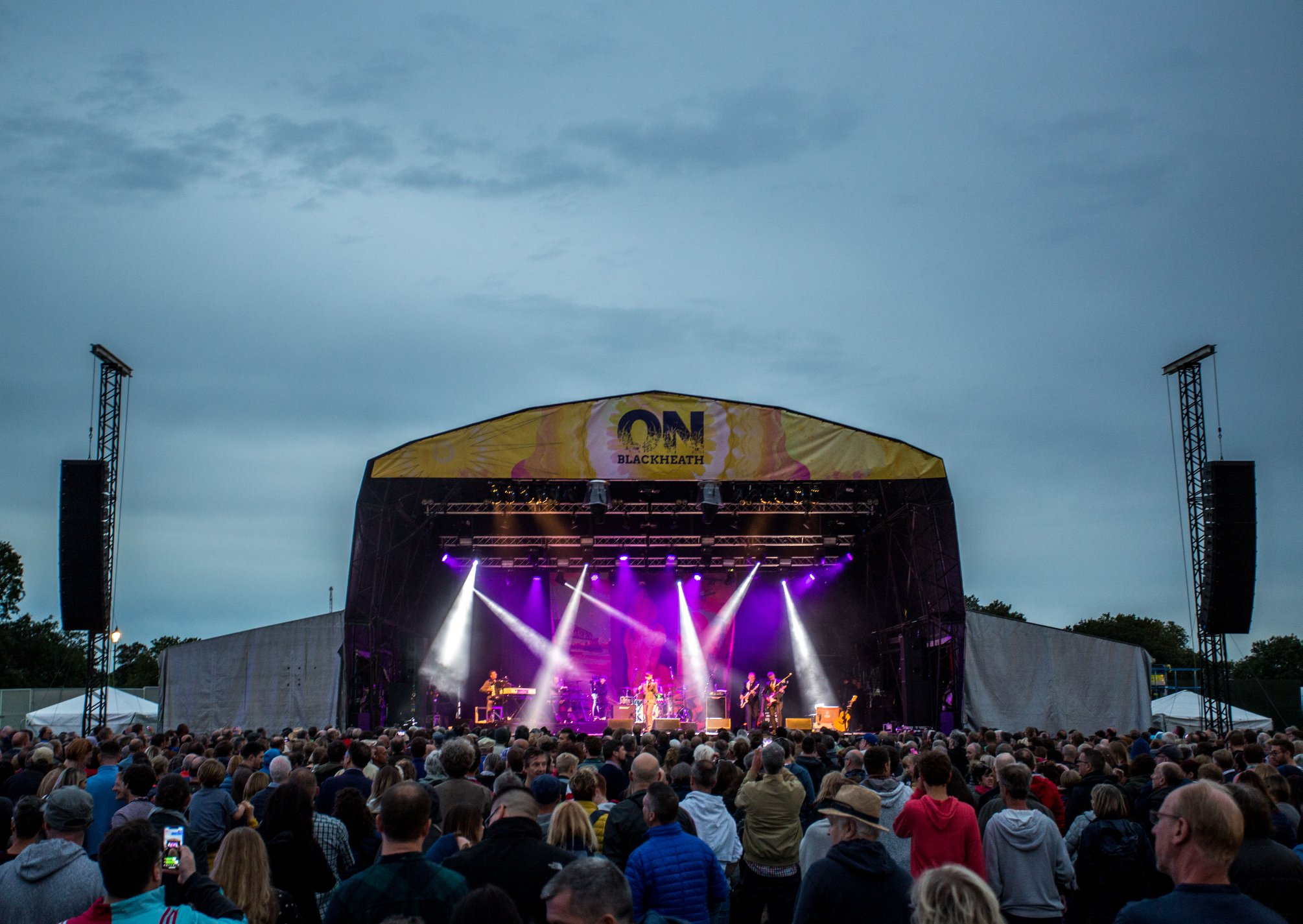 OnBlackheath news: ONBlackheath 2018, out. Thank you all for coming, we hope you had a wonderful ti…