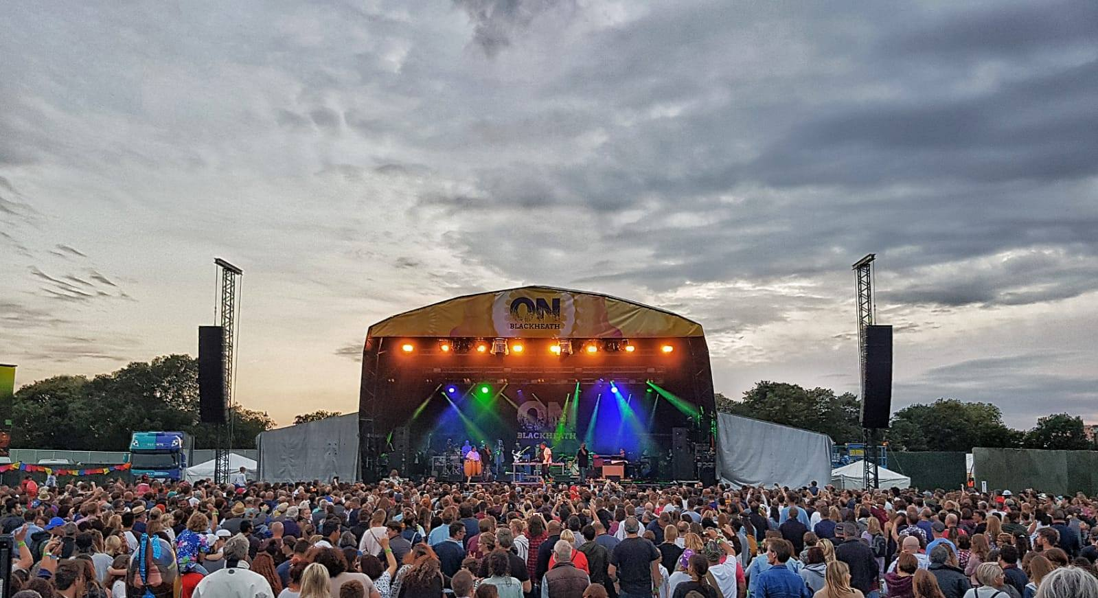 OnBlackheath news: The sun may be going down, but we're not going anywhere yet……