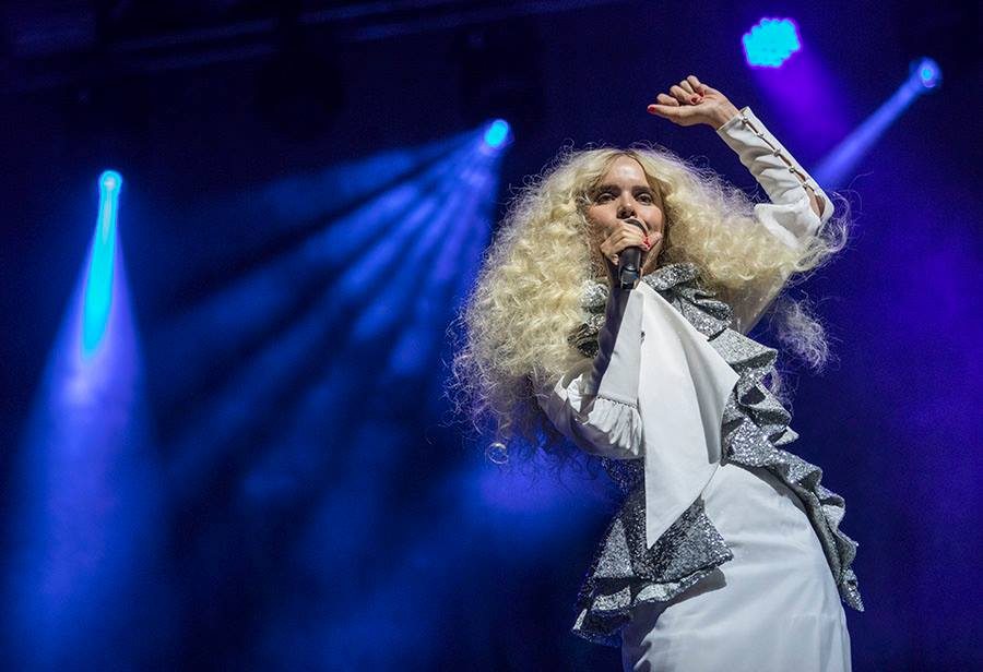 OnBlackheath news: Your Sunday night headliner: Paloma Faith! What an incredible show, and the perf…