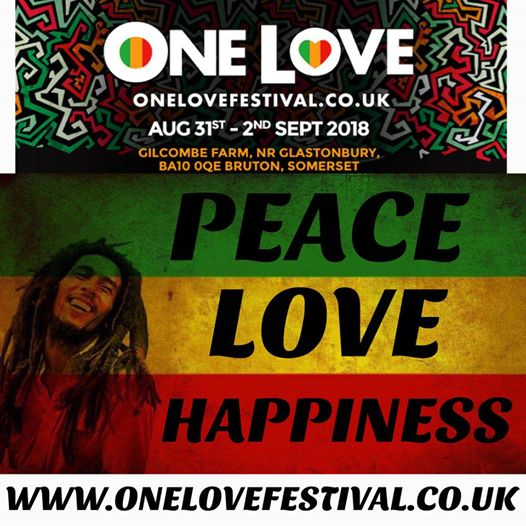 One Love Festival news: Looking forward seeing you all soon – www.onelovefestival.co.uk