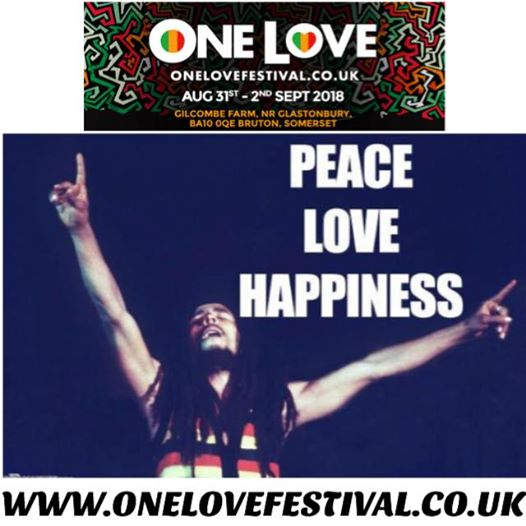 One Love Festival news: We getting super excited at One Love HQ –  our annual celebration of peace and u…
