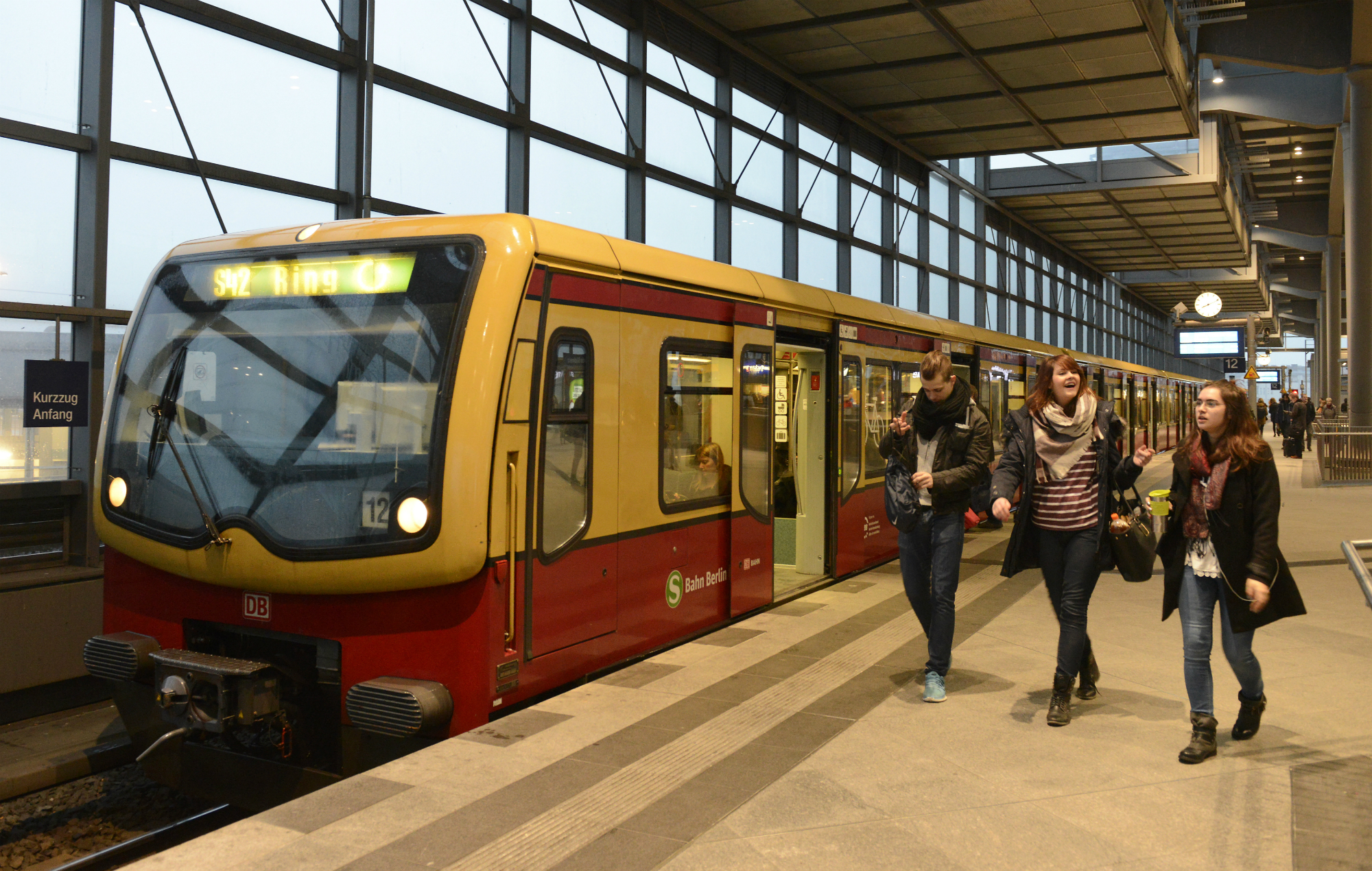 NME Festival blog: German train network scraps plan to deter homeless with atonal music