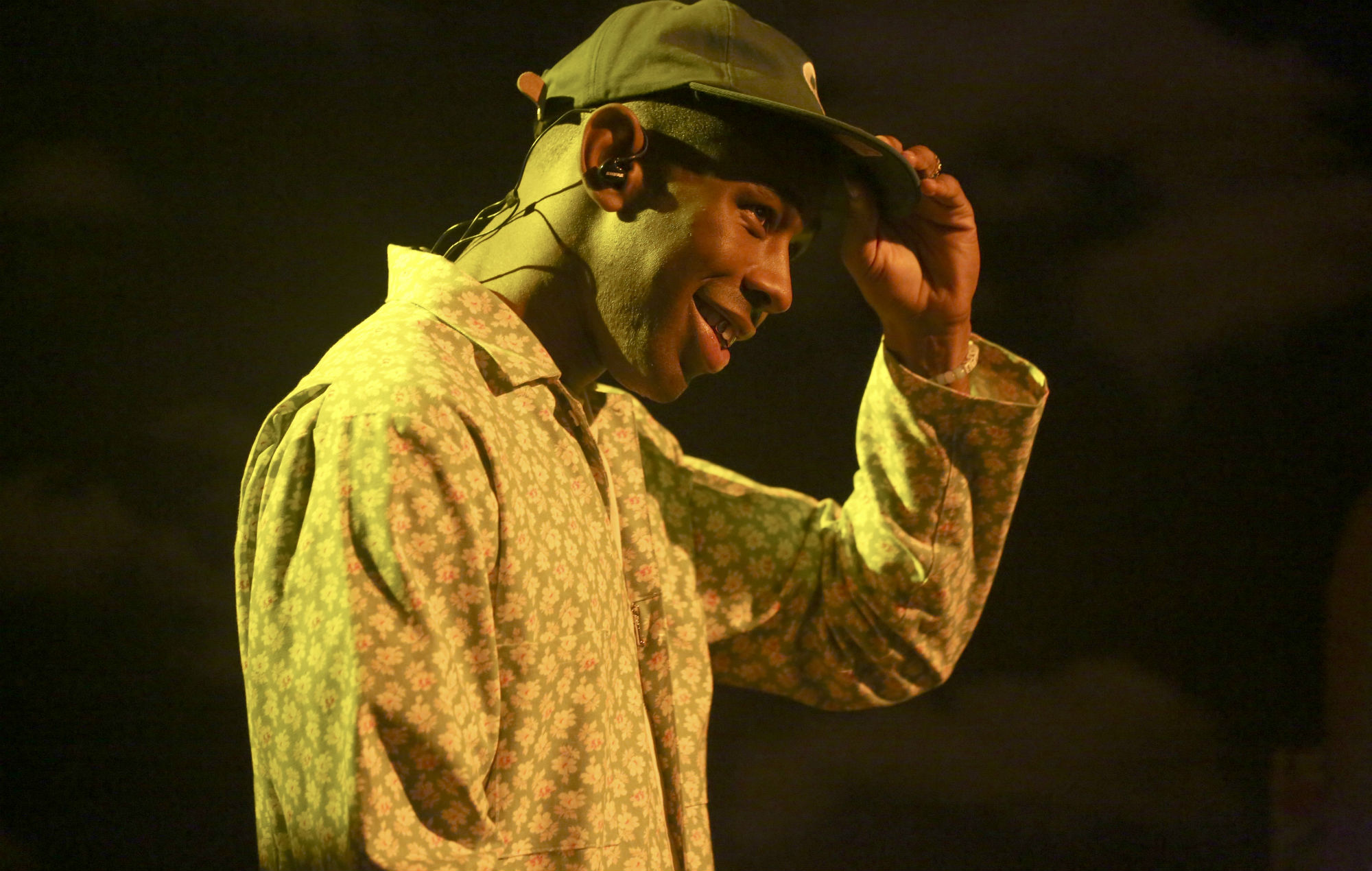 "NME Festival blog: Tyler, The Creator drops two new songs ""PUFF"" and ""BUCKET"""