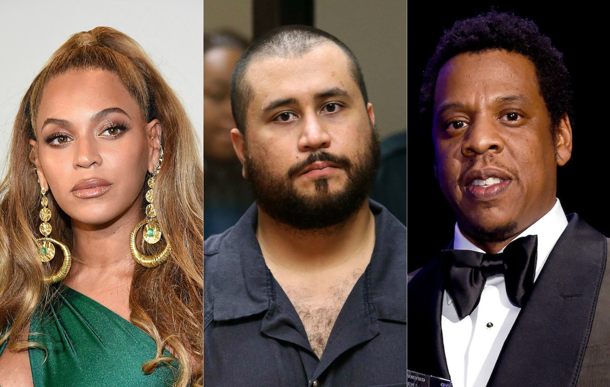 NME Festival blog: George Zimmerman allegedly threatened Beyoncé and Jay-Z over Trayvon Martin docuseries: 'They'll find themselves inside a 13-foot gator'