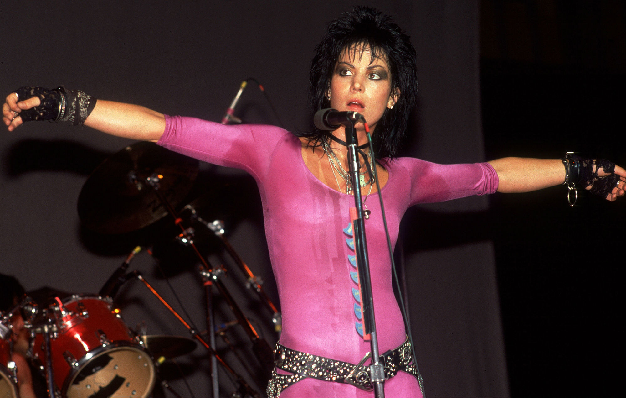 """NME Festival blog: Joan Jett on replacing Cherie Currie in The Runaways: """"I had to step up"""""""