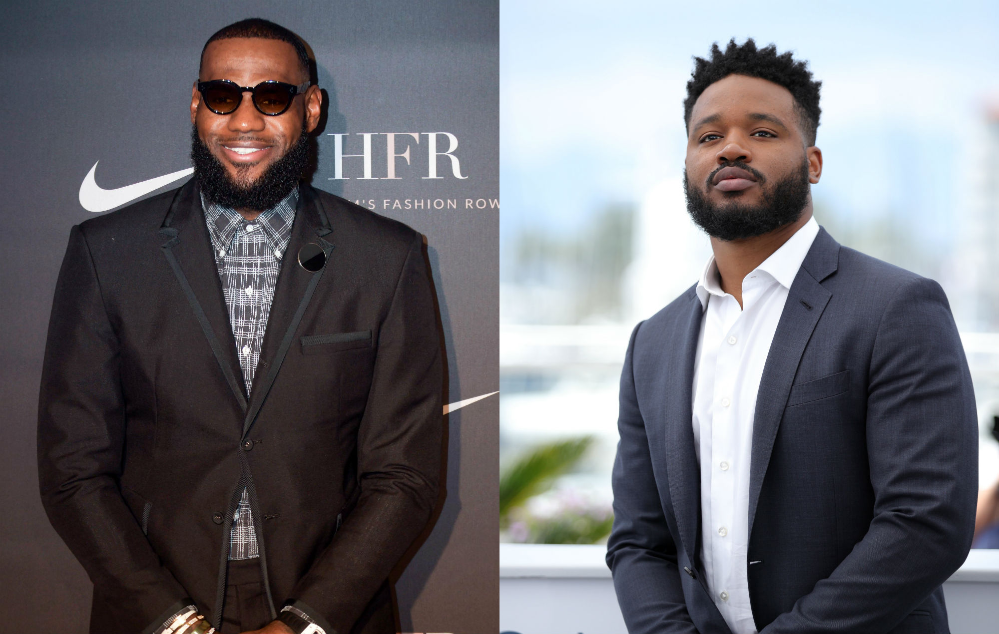 "NME Festival blog: LeBron James teams up with 'Black Panther""s Ryan Coogler for 'Space Jam' sequel"