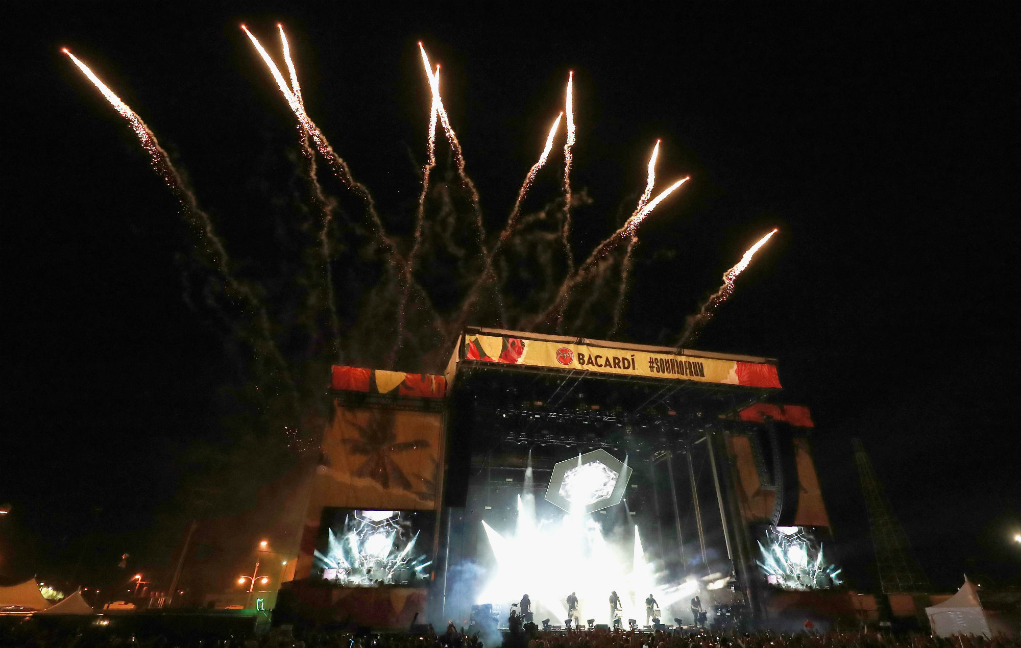 NME Festival blog: Two people injured by rogue firework during Odesza festival set