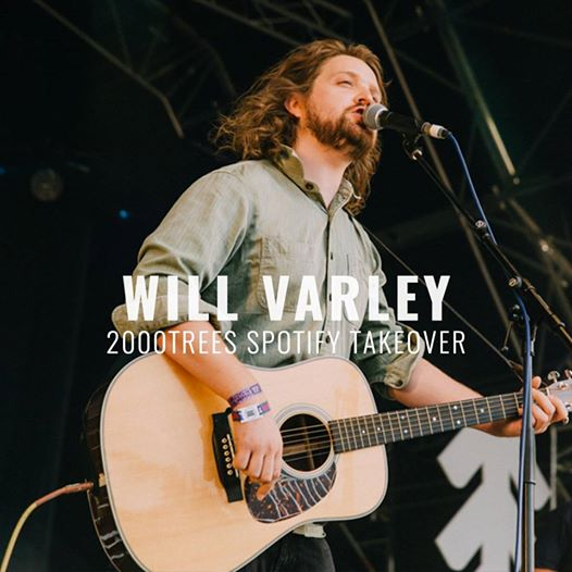 2000 Trees Festival news:  Will Varley has taken over our Spotify for the day ahead of his UK tour later t…