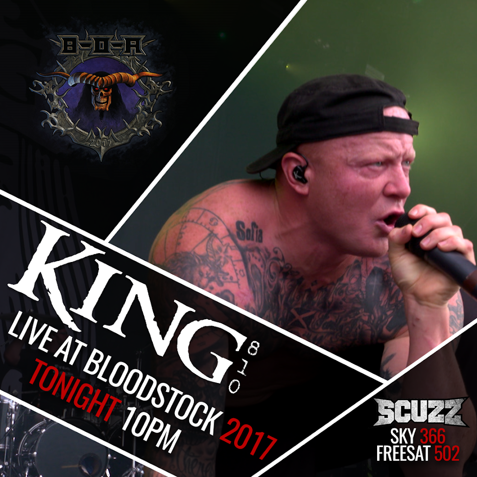 Bloodstock News Watch King 810 Live Boa17 Set Tonight At 10pm On