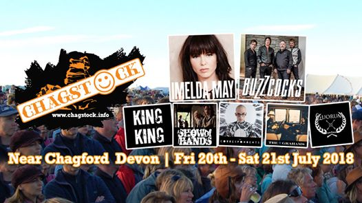 Headliners Announced for 2018!...