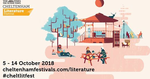 The Times and Sunday Times Cheltenham Literature Festival 2018