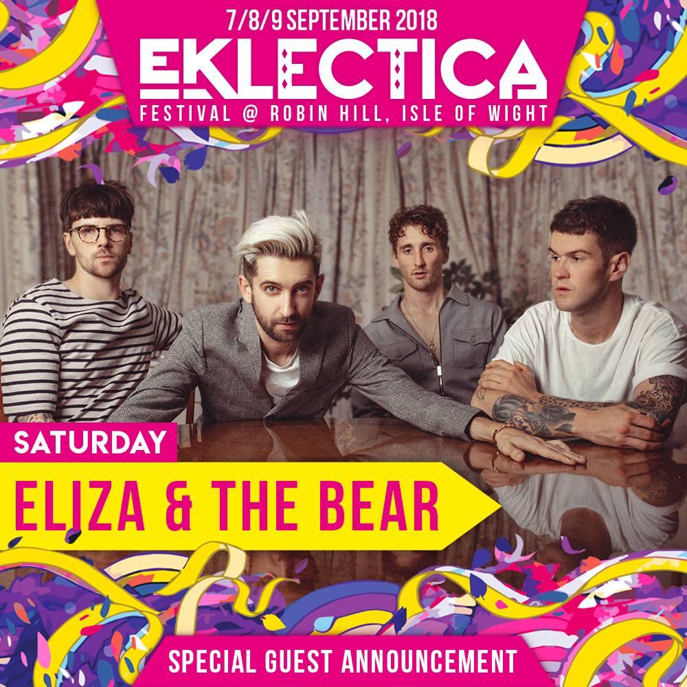 Eklectica FESTIVAL NEWS: SPECIAL GUEST ANNOUNCEMENT…