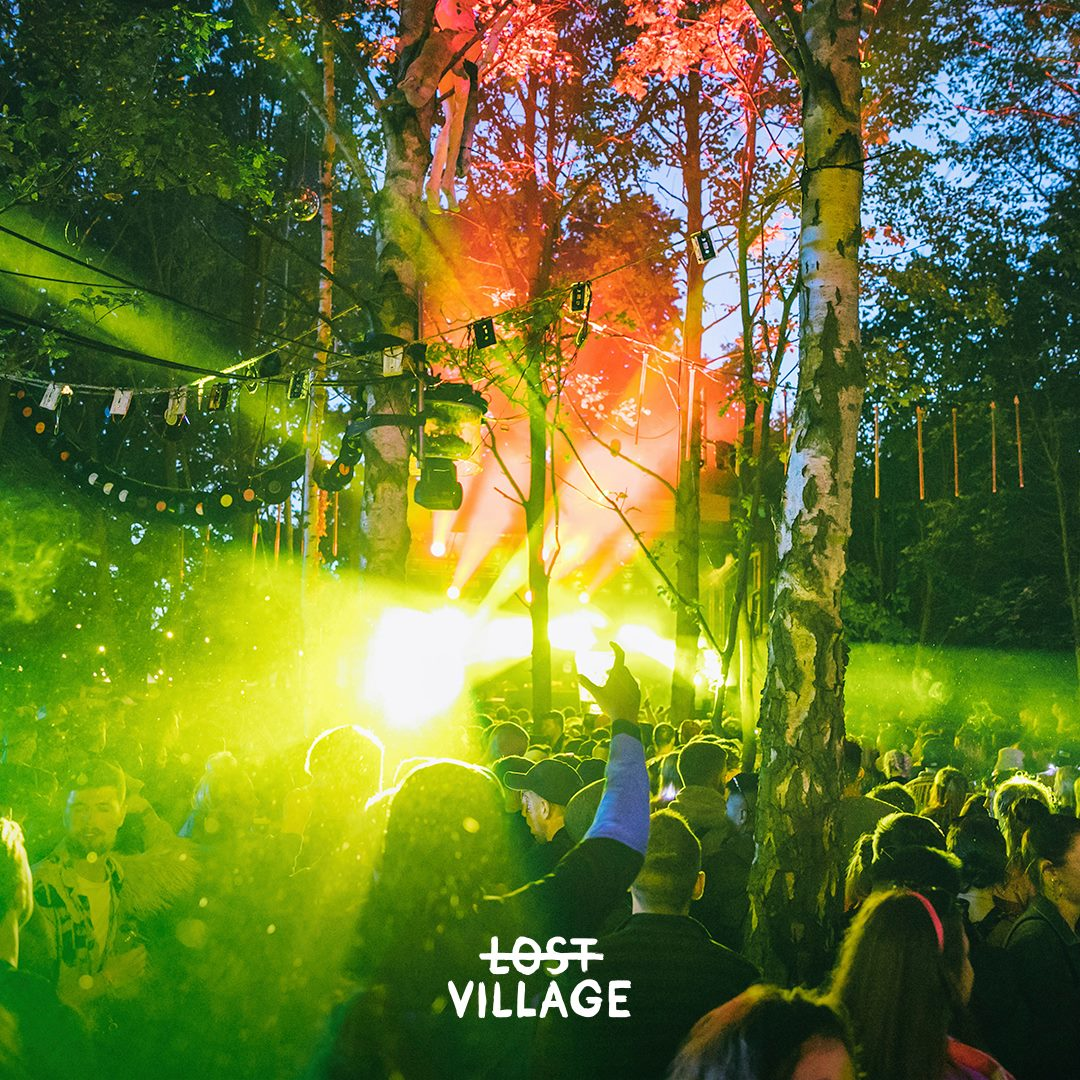 Lost Village news from @lostvillagefest: Adventures in the Junkyard, the story continues next week…