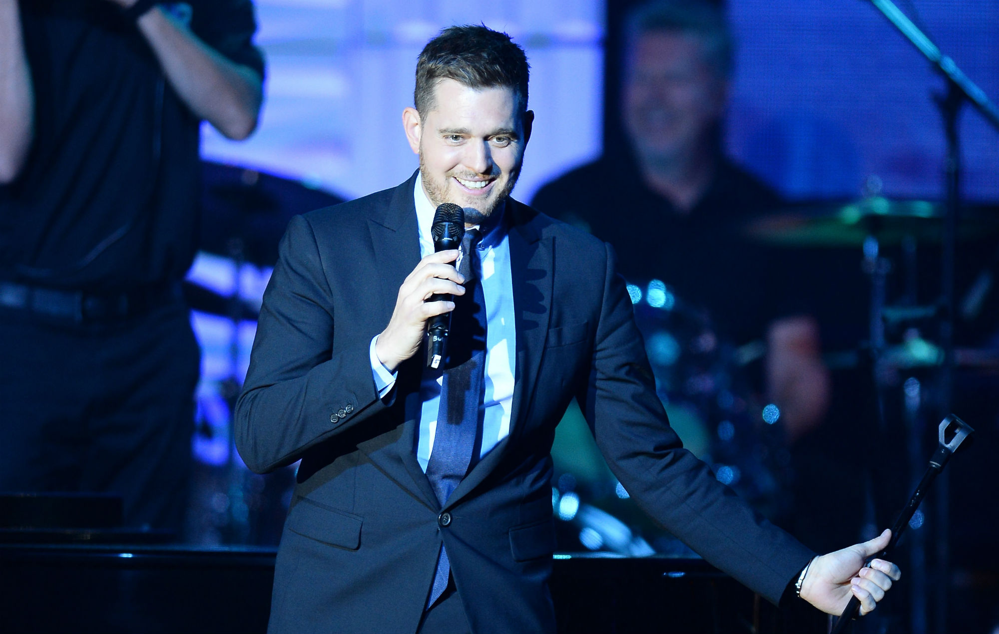 Nme Festival Blog Michael Bublé Says He Is Quitting Music After His