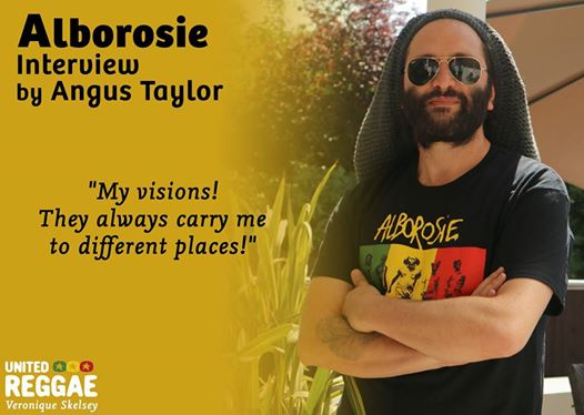 One Love Festival news: Alborosie Interview by Angus TaylorNEW INTERVIEW  Alborosie Official Page…