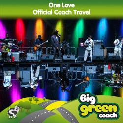 One Love Festival news: Big Green Coach are delighted to be the Official and Exclusive coach travel part…