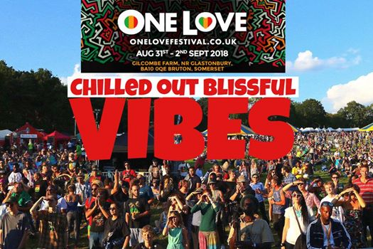 One Love Festival news: We can't wait to Welcome You All to a Chilled Out Blissful weekend – www.onelove…