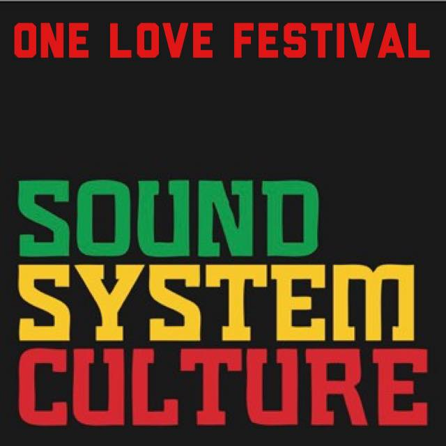 One Love Festival news: We have some of the biggest names in Sound System Culture joining us at this yea…