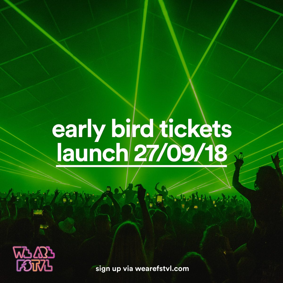We are FSTVL news:  LIKE, SHARE + TAG 3 MATES for a chance to win 4X VIP Passes, Luxury Boutique Ca…