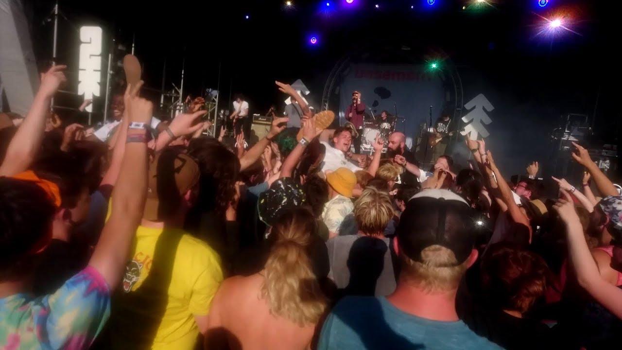 FESTIVAL HIGHLIGHTS: [MOSHVID] Basement LIVE at 2000 Trees Festival 2018 HIGHLIGHTS