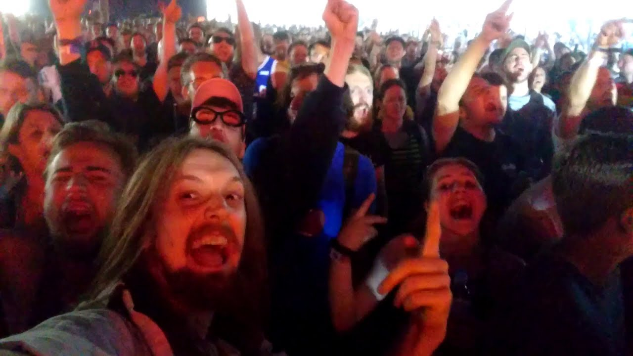 FESTIVAL HIGHLIGHTS: [MOSHVID] Hell is for Heroes LIVE at 2000 Trees Festival 2018 HIGHLIGHTS