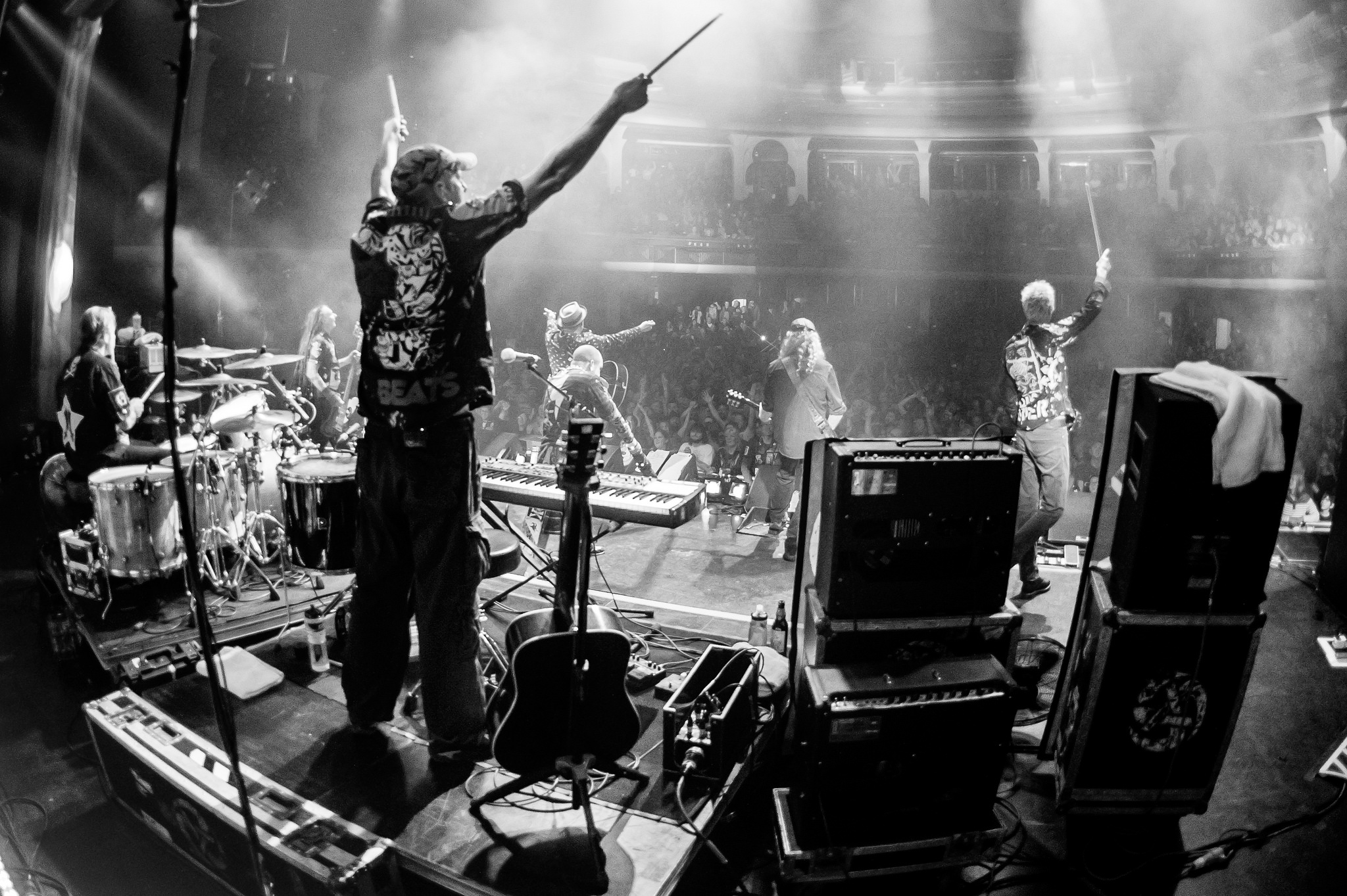 Levellers – Brighton Dome: a triumphant homecoming