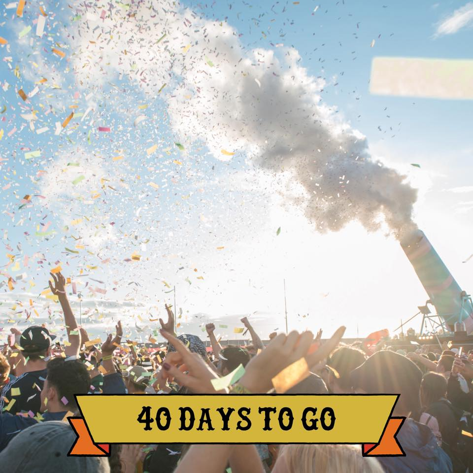Bestival news: 40 days to go!