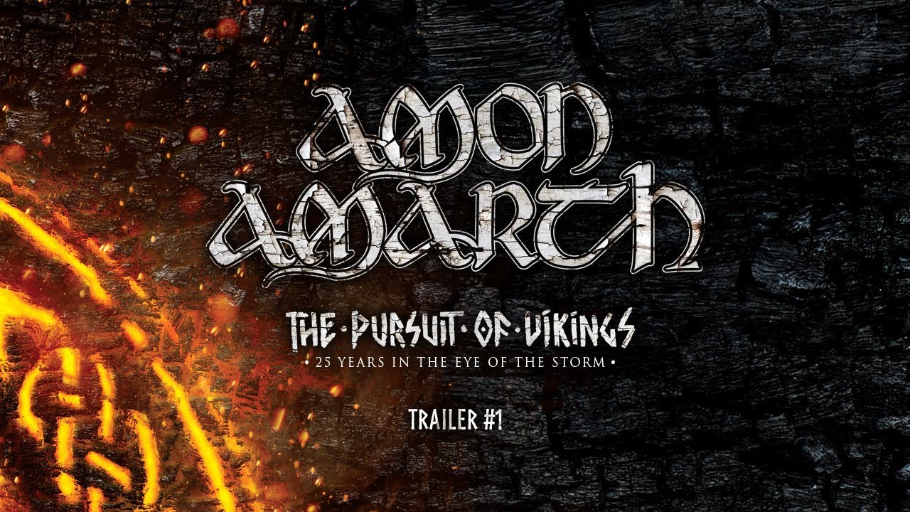 Bloodstock news: Amon Amarth – The Pursuit Of Vikings (Documentary Trailer #1)