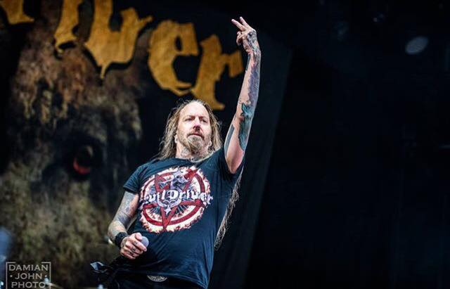 Bloodstock news: DEVILDRIVER! Performing on the Ronnie James Dio Stage at #BOA18!