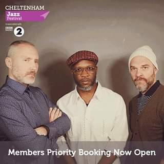 Members Booking Now Open! #cheltjazzfest