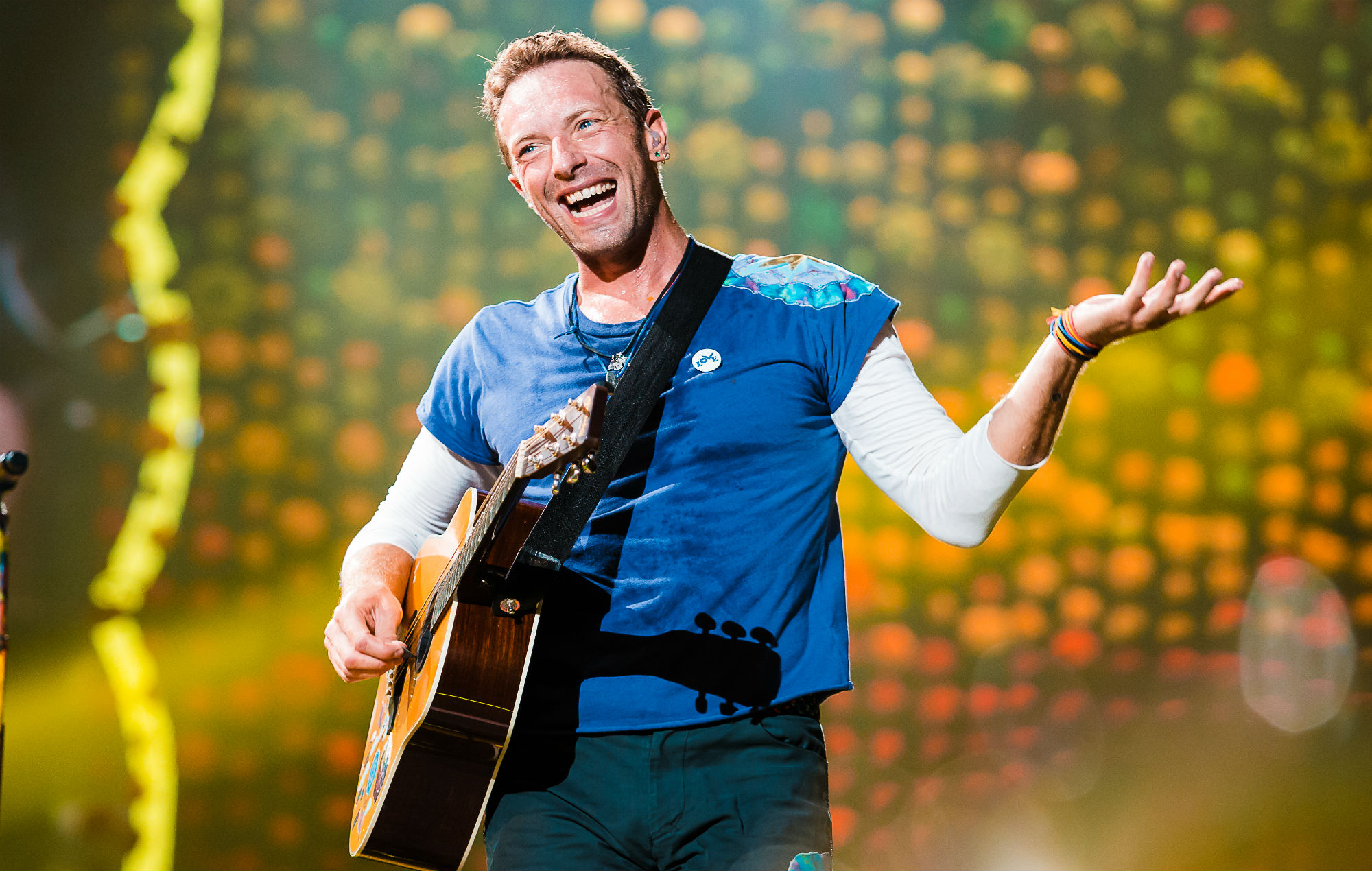 NME Festival blog: Coldplay expected to release new music today