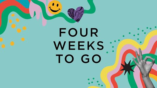 Today marks only 4 weeks until Dot To Dot Festival 2018!...