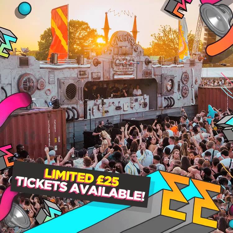 BLACK FRIDAY SALE! We've got some super limited EE 2019 Saturday tickets availab...