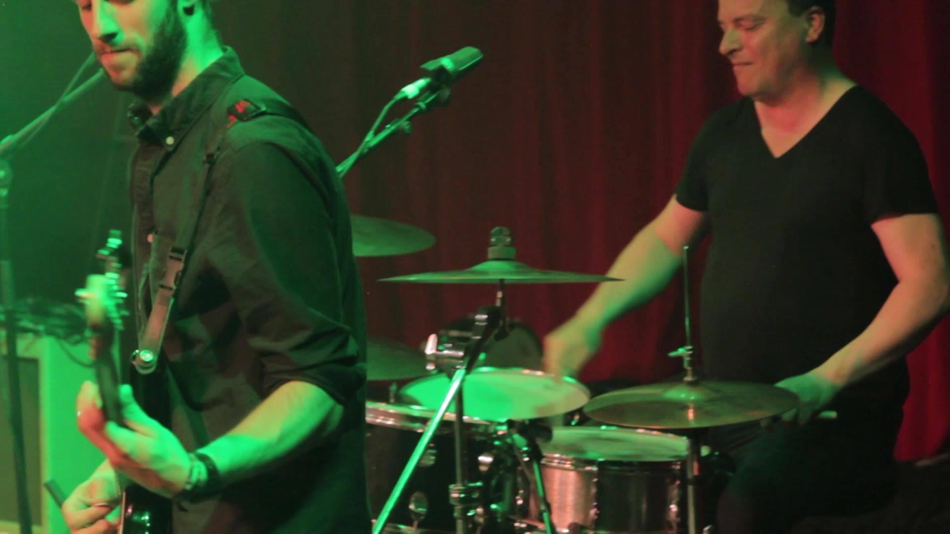 Jed Potts at Edinburgh Jazz & Blues Festival