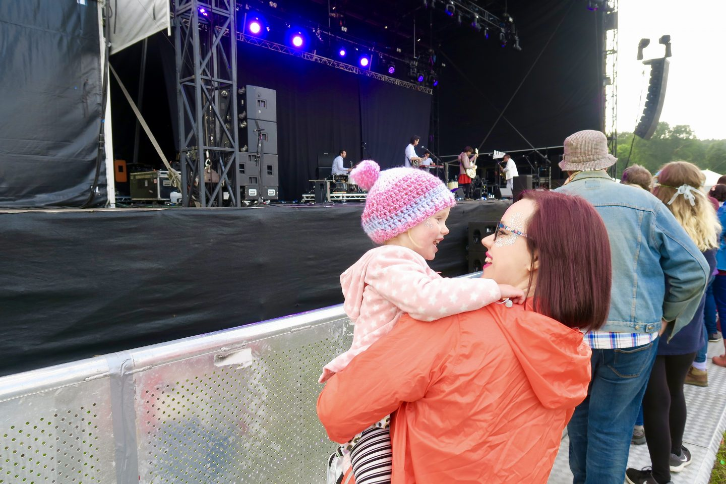 Electric Fields Festival 2018 - family review - nomipalony